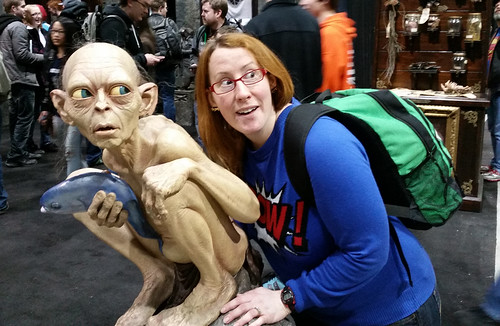 Gollum and I