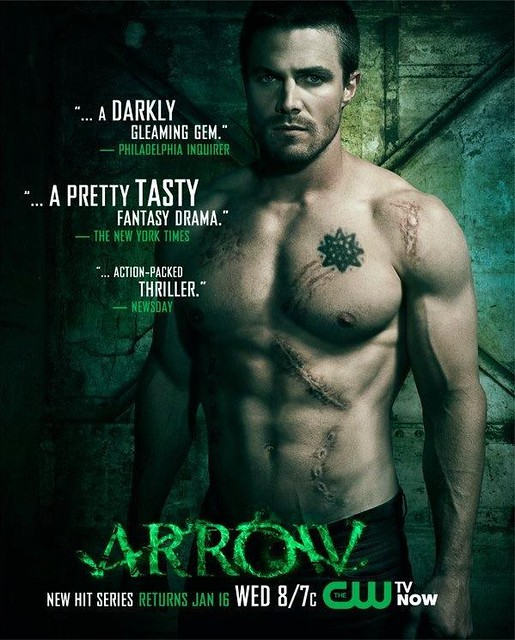 Phim Mũi Tên Xanh: Phần 2 - Arrow: Season 2