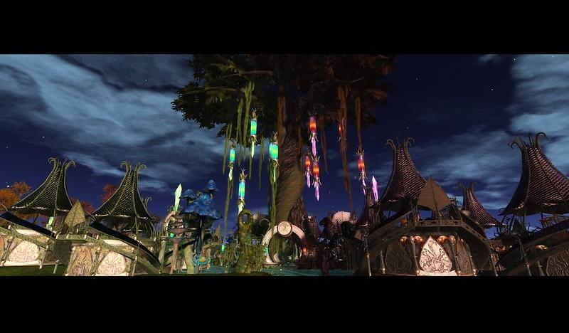 Fantasy Faire - The Fairy Court