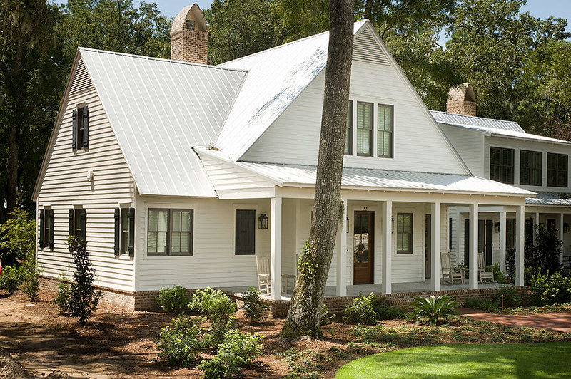 Wilson cottages for Cottage style homes greenville sc