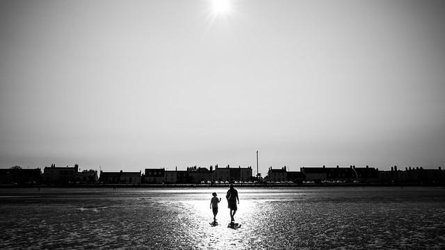 Sandymount, Dublin street photography - Dublin, Ireland