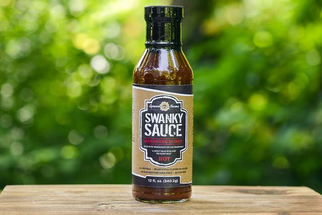 Swanky Sauce Habanero Honey