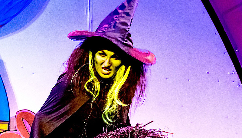 "Grainne Caldbeck ""The Wicked Witch"""