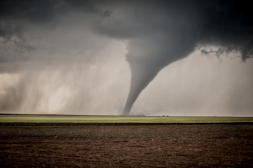 Dodge City KS Tornado 1