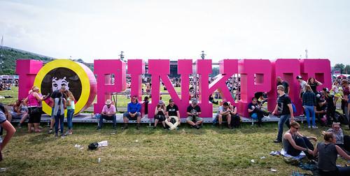 Pinkpop 2016 mashup foto - 2016 Pinkpop - --2