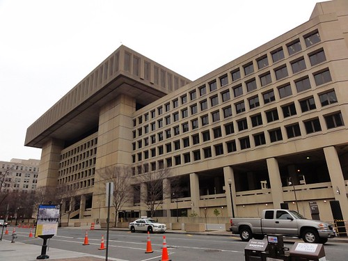 FBI Building Washington DC