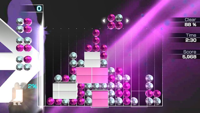 "Lumines ES: ""Rocket"""