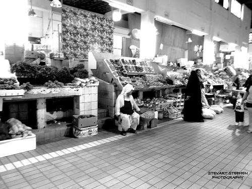 Old Vegetable Market