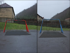 With and Without Swings