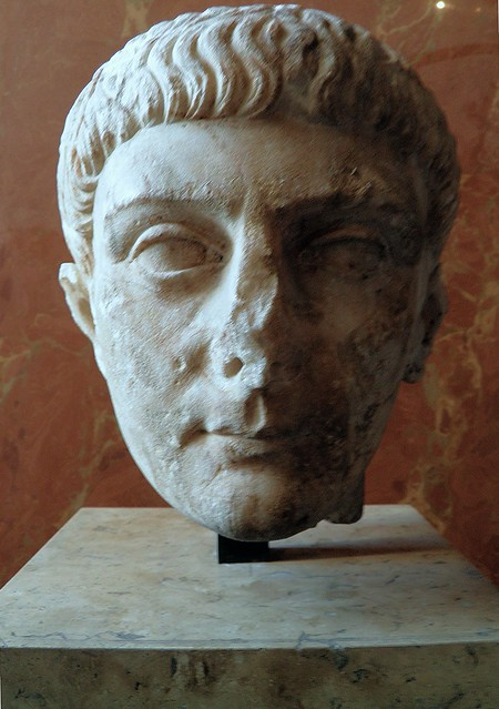 Drusus the Elder, Louvre Museum