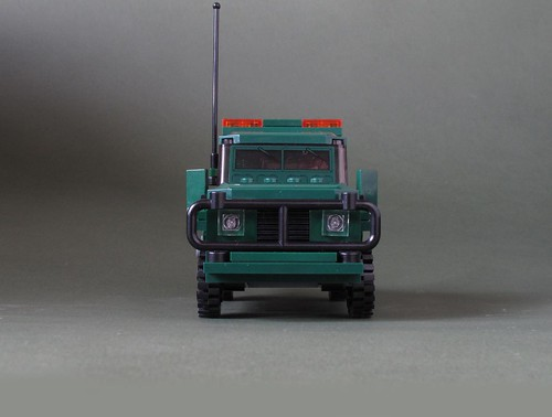 Green Army 4x4: 6