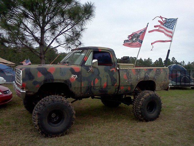 Ford Rebel Flag http://www.fordrangerforum.com/general-ford-ranger-discussion/55687-flag-ranger.html