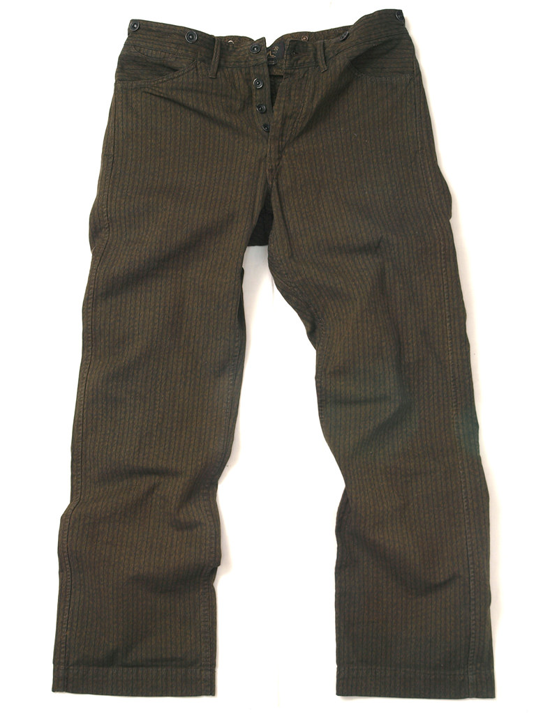 RRL / Striped Trouser