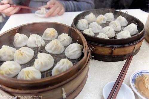 I'm gonna say it.  Best XLB we had in Shanghai.