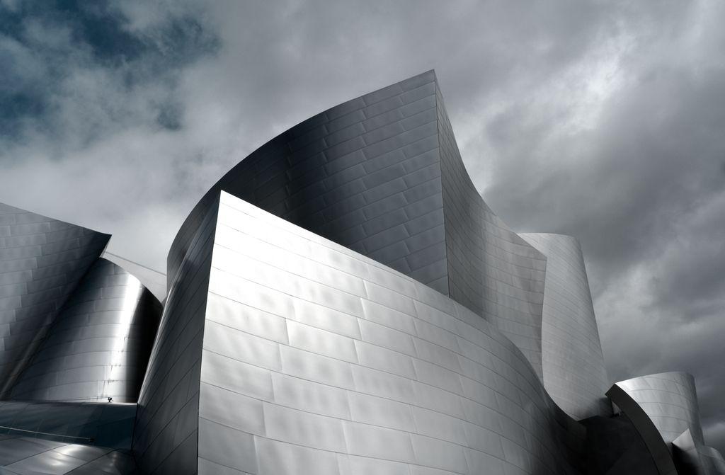 Frank O. Gehry - Walt Disney concert hall #1