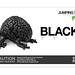"""5"""" BLACK VINYL JUMPING BRAIN"""