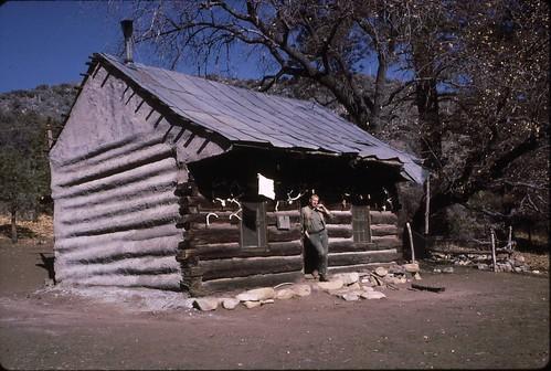 Baker Cabin, Late 1960s