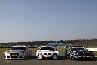2012 DTM cars