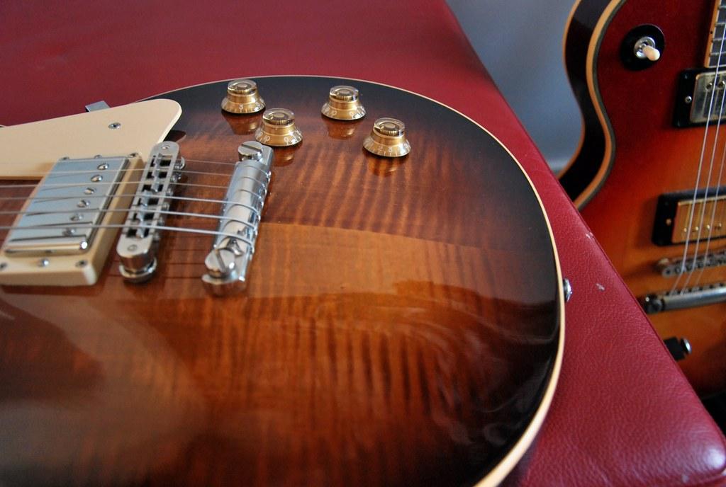 2006 Gibson Les Paul Standard Desertburst