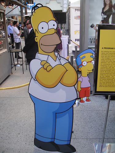 Simpsons 500th Episode Marathon - Homer Simpson