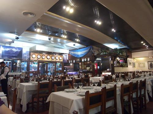 "Restaurant ""Le Estancia"""
