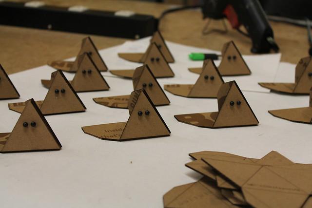 The Pyramis Army