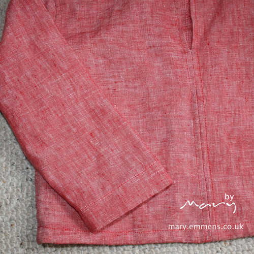 Easy Linen Shirt
