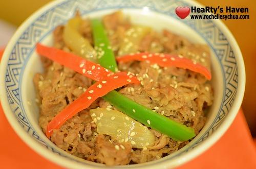 Yoshinoya Tokyo Beef