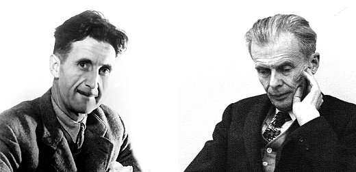 Huxley and Orwell