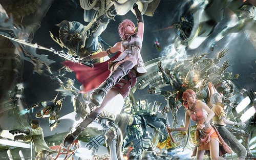 Final Fantasy XIII-2 Lightning DLC to Come Out in May
