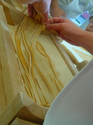 Spaghetti alla chitarra step 3