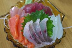 刺身盛り Sashimi-Mori