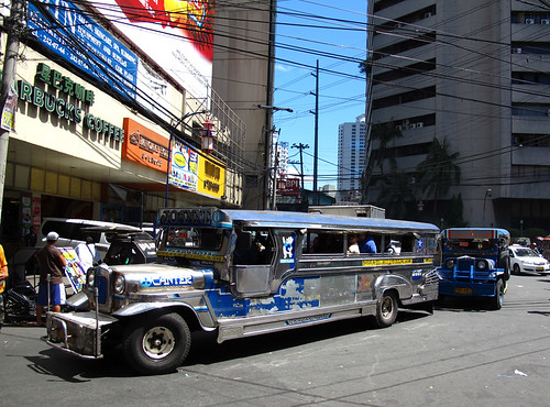 Jeepneys of China Town