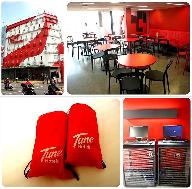 Tune Hotel Kuala Lumpur Malaysia