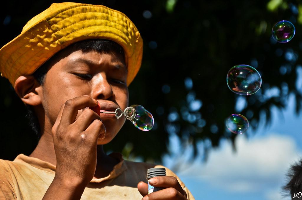 8 burbujas