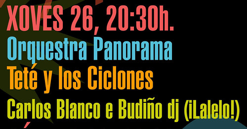 Verbenalia 2012 - programa 1