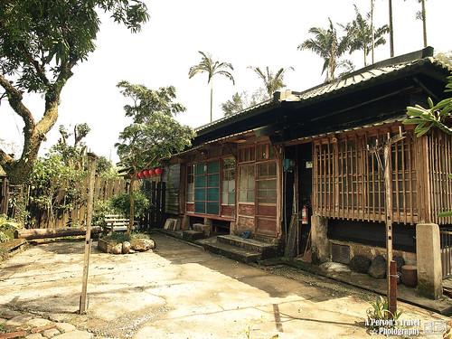 菁桐日式宿舍