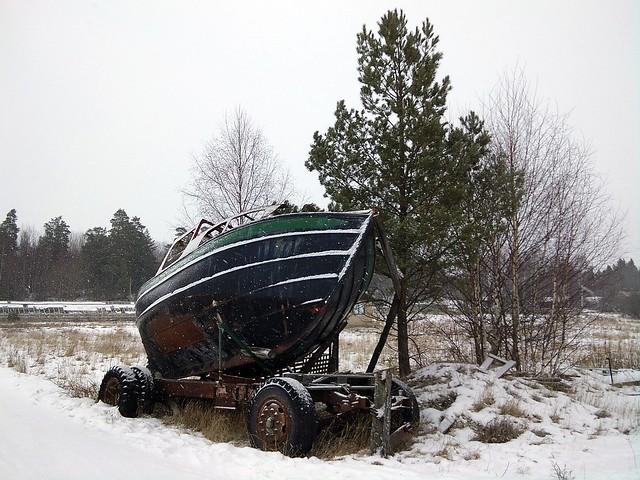 Abandoned ship - 3