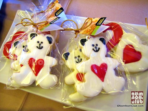 Sugar Cookies (Valentine Bear and the Valentine Heart)