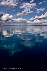 Bacalar Clouds