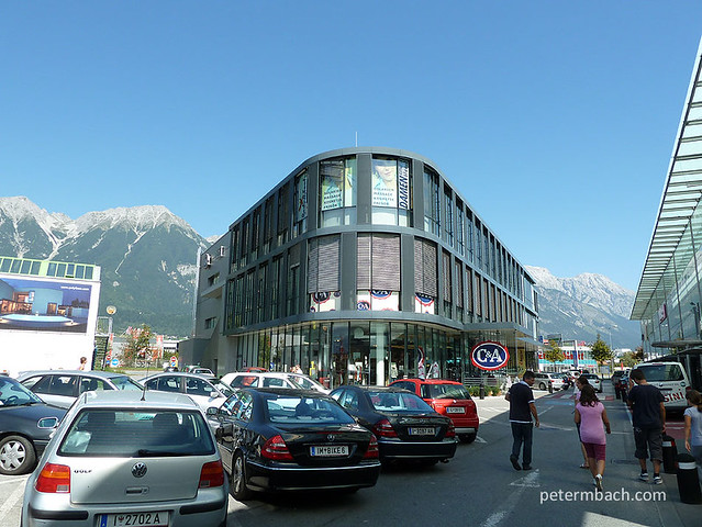 DEZ Shopping Centre & Ikea, Innsbruck