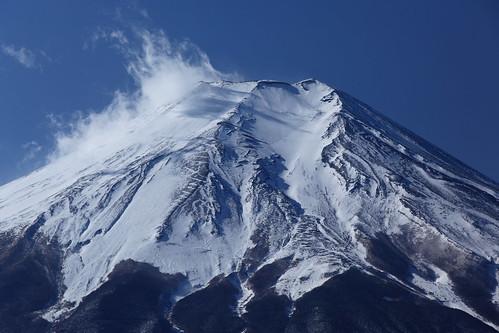 mountain fuji oshino