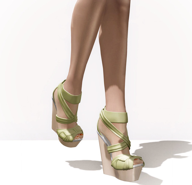 Leverocci - Cadenza Wedge - Tea
