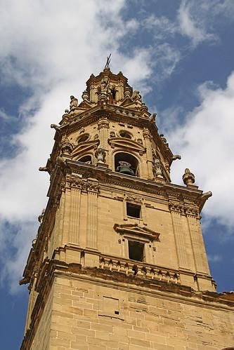 Torre iglesia de Santo Tomás