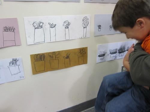 Ezra's line drawing