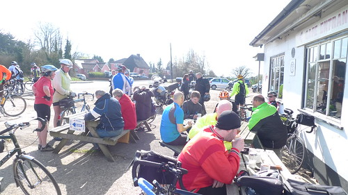 Star Cafe - 15 miles - Cyclists and Bikers