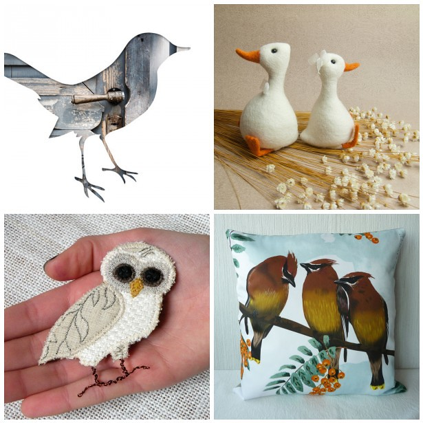 Monday Mood Board: Birdies
