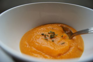 kid friendly recipes Easy-Pumpkin-Soup
