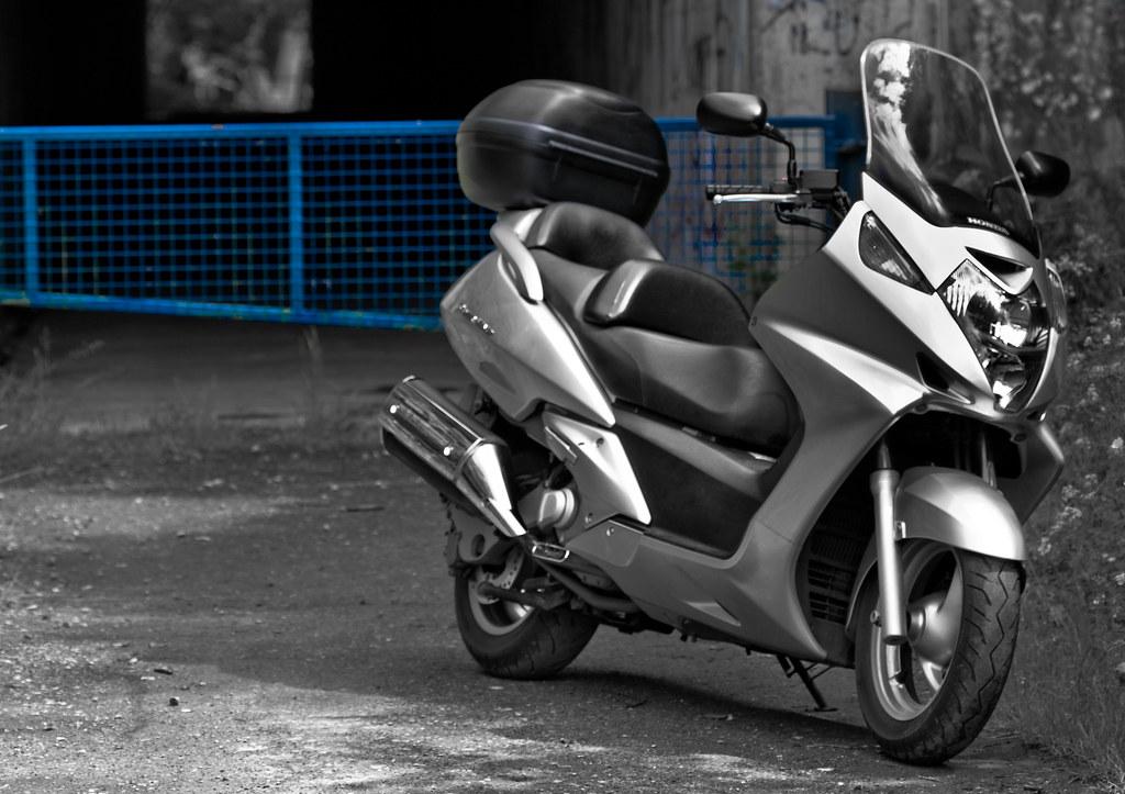 Honda Silverwing. FJS600. Maxi Scooter