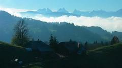 Alpská panoramatická cesta Napf